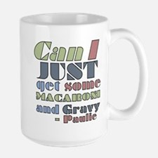 The Sopranos Macaroni and Gravy Mug