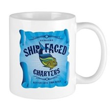 Ship Faced Mugs