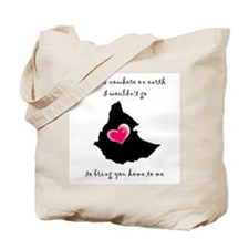 Ethiopia Adoption Tote Bag