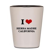 I love Sierra Madre California Shot Glass