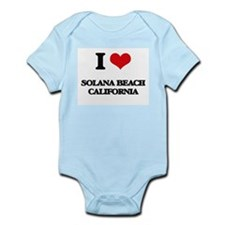 I love Solana Beach California Body Suit