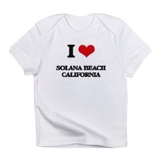 I love Solana Beach California Infant T-Shirt