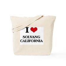 I love Solvang California Tote Bag