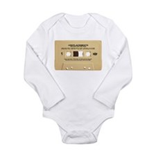 Cute Replacements Long Sleeve Infant Bodysuit