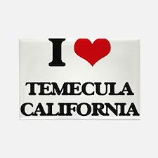 I love Temecula California Magnets