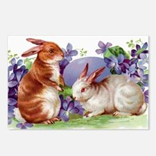 Vintage Easter Collection Postcards (Package of 8)