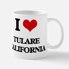 I love Tulare California Mug