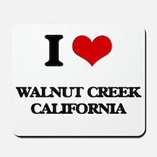 I love Walnut Creek California Mousepad