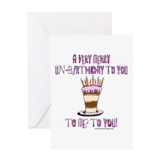 Un-Birthday Greeting Card