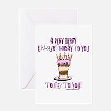 Un-Birthday Greeting Card