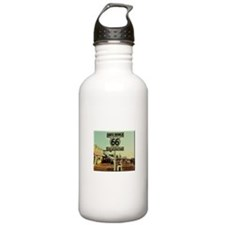 Route 66 End of Trail Water Bottle