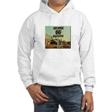 Route 66 End of Trail Hoodie