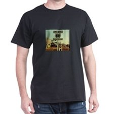 Route 66 End of Trail T-Shirt