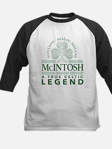 McIntosh, A True Celtic Legend Baseball Jersey