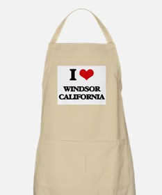 I love Windsor California Apron