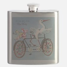 vintage new baby Flask