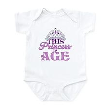 Birthday Princess Infant Bodysuit