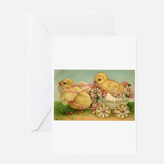 Vintage Easter Collection Greeting Cards