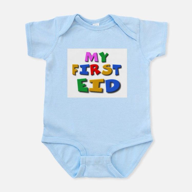 My first Eid Infant Creeper