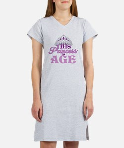 Birthday Princess Women's Nightshirt