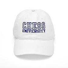 CHESS University Baseball Cap