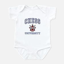 CHESS University Infant Bodysuit