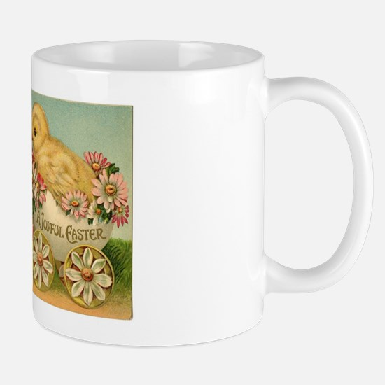 Vintage Easter Collection Mugs