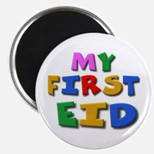 My first Eid Magnet