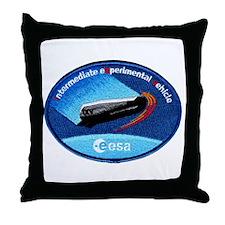 ESA's IXV Logo Throw Pillow