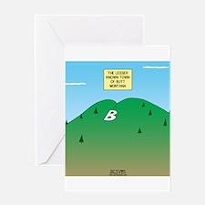 Butt MT Greeting Card