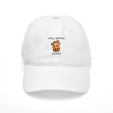 Happy Birthday Victoria (tige Baseball Cap