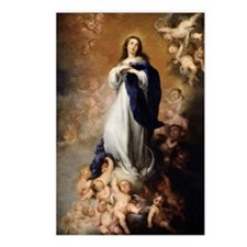 Immaculate Conception by  Postcards (Package of 8)
