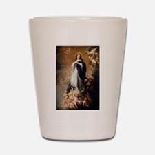 Immaculate Conception by Murillo Shot Glass