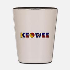 Keowee Shot Glass