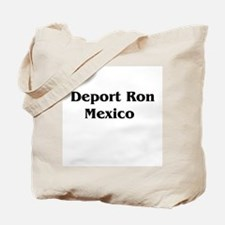 Deport Ron Mexico Tote Bag