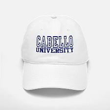 CABELLO University Baseball Baseball Cap