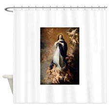 Immaculate Conception by Murillo Shower Curtain