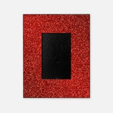 Ruby Red Glitter Picture Frame