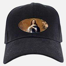 Immaculate Conception by Murillo Baseball Hat