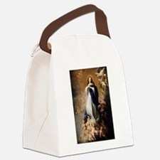 Immaculate Conception by Murillo Canvas Lunch Bag