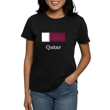 Qatari Heritage Women's Dark T-Shirt