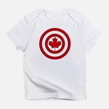 Captain Canada Shield Symbol Infant T-Shirt
