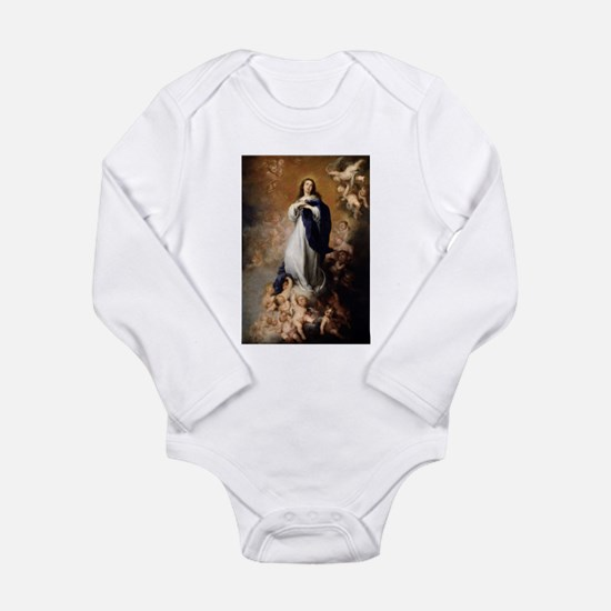 Immaculate Conception by Murillo Body Suit