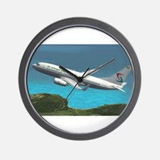 Cute Oceanic airlines Wall Clock