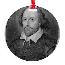 Unique Macbeth shakespeare Ornament