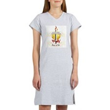 Joan of Arc - I was born to do Women's Nightshirt