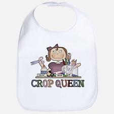 Crop Queen Bib