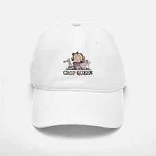 Crop Queen Baseball Baseball Cap