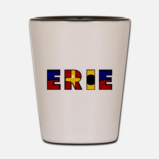 Erie Shot Glass