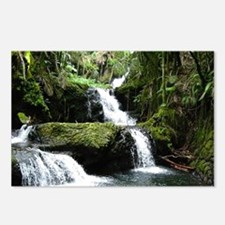 Tropical Waterfall Postcards (Package of 8)